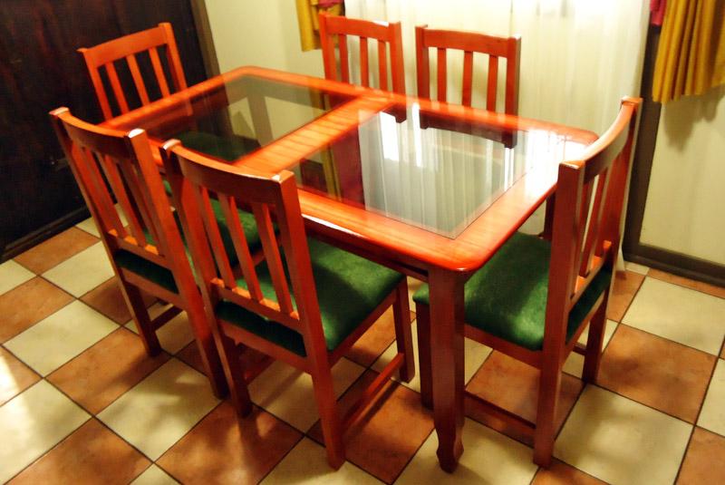 Muebles lopez muebles y juegos de comedor en costa rica for Precios de comedores en vidrio