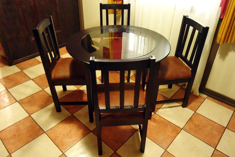 Comedor comedores redondos decoraci n de interiores y for Comedores redondos de vidrio